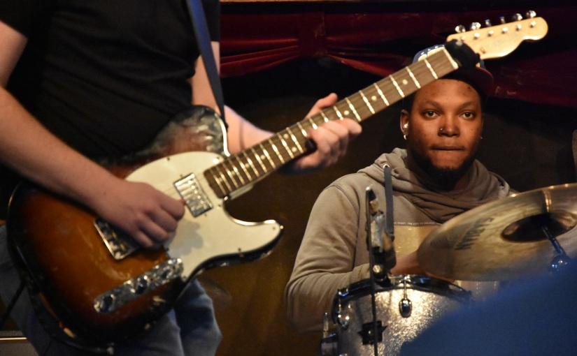 Blues Jam inStockholm